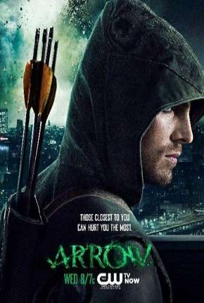 Arrow - Todas as Temporadas Completas Torrent Download
