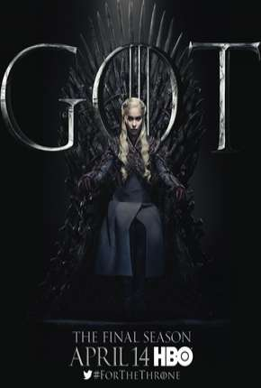 Game of Thrones - 8ª Temporada Torrent Download