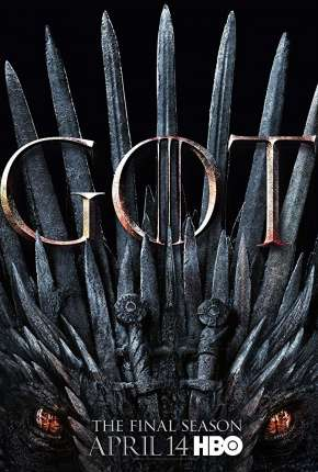 Game of Thrones - 8ª Temporada Legendada Torrent Download