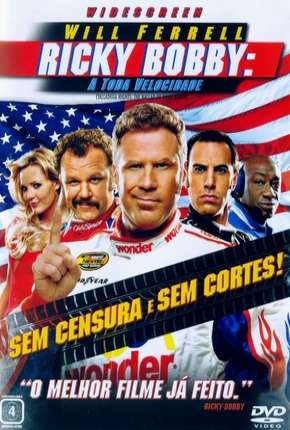 Ricky Bobby - A Toda Velocidade Torrent Download