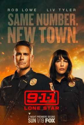 9-1-1 - Lone Star - 1ª Temporada Legendada Torrent Download