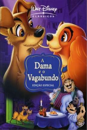A Dama e o Vagabundo - Animação Torrent Download