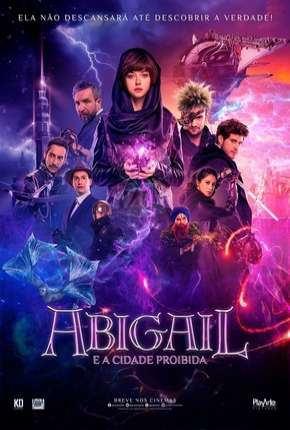 Abigail e a Cidade Proibida Torrent Download