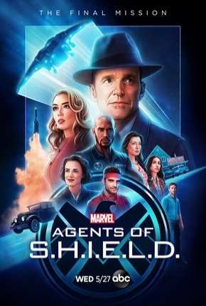 Agentes da S.H.I.E.L.D. - 7ª Temporada Legendada Torrent Download