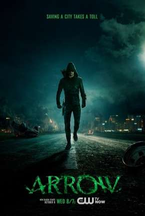 Arrow - 3ª Temporada Torrent Download
