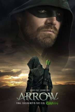 Arrow - 8ª Temporada Torrent Download