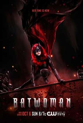 Batwoman - 1ª Temporada Legendada Torrent Download