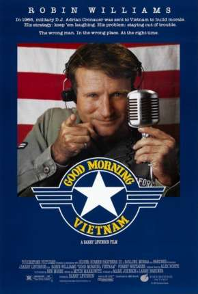 Bom Dia, Vietnã - Good Morning Vietnam Torrent Download