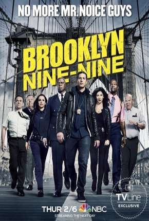 Brooklyn Nine-Nine - 7ª Temporada Legendada Torrent Download