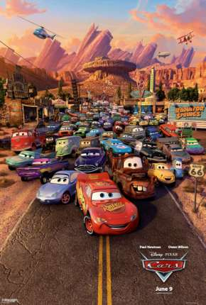 Carros BluRay Torrent Download