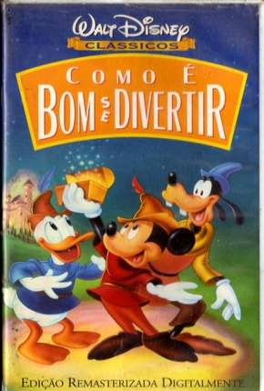 Como é Bom se Divertir - Disney Torrent Download