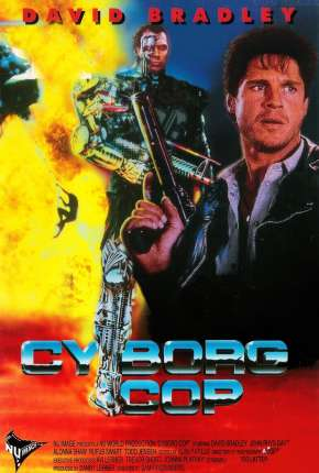 Cyborg Cop - A Guerra do Narcotráfico Torrent Download