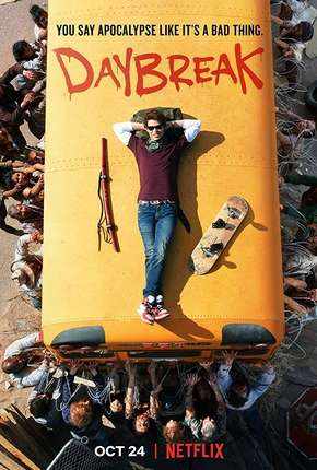 Daybreak - 1ª Temporada Completa Netflix Torrent Download