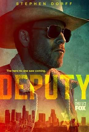 Deputy - 1ª Temporada Legendada Torrent Download
