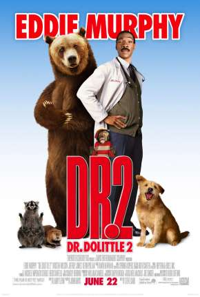 Dr. Dolittle 2 - IMAX OPEN MATTE Torrent Download