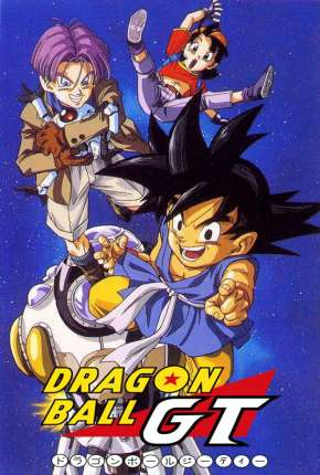 Dragon Ball GT  - Completo Torrent Download