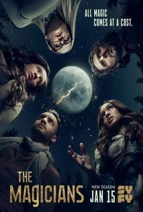 Escola de Magia - The Magicians 5ª Temporada Legendada Torrent Download