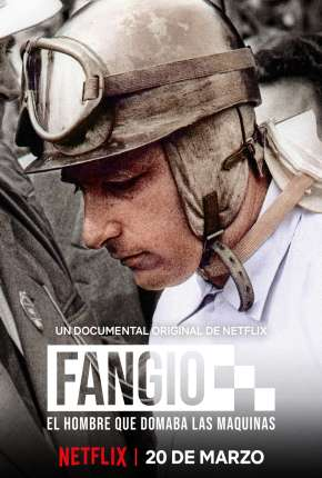 Fangio - O Rei das Pistas - Legendado Torrent Download