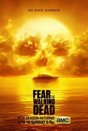 Fear the Walking Dead - 2ª Temporada Completa Torrent Download
