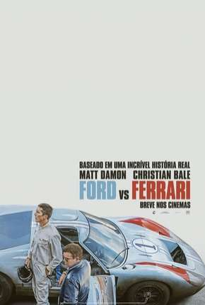 Ford vs Ferrari - Legendado Full HD Torrent Download