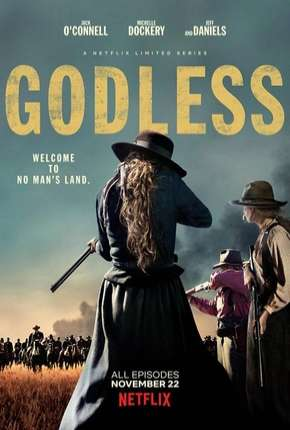 Godless - 1ª Temporada Completa Torrent Download