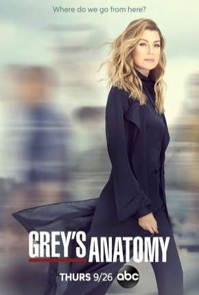 A Anatomia de Grey - Greys Anatomy - 16ª Temporada Torrent Download
