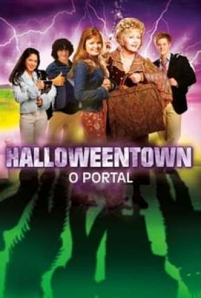 Halloweentown - O Portal Torrent Download