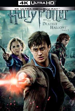 Harry Potter and the Deathly Hallows - Part 2  - 4K Torrent Download