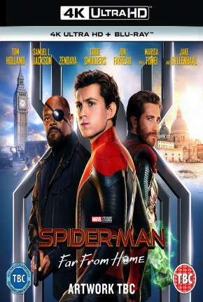 Homem-Aranha - Longe de Casa 4K Ultra HD Torrent Download
