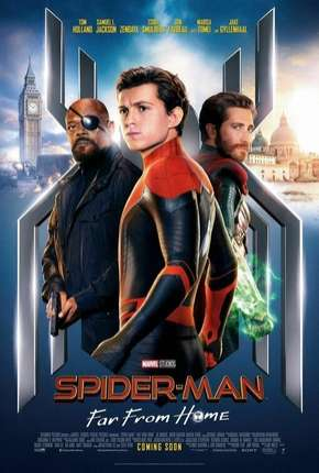 Homem-Aranha - Longe de Casa - Legendado HDRIP Torrent Download