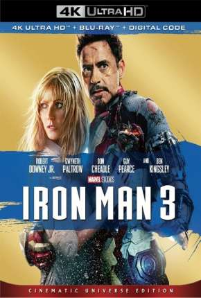 Homem de Ferro 3 4K Torrent Download