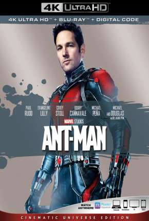 Homem-Formiga 4K Torrent Download