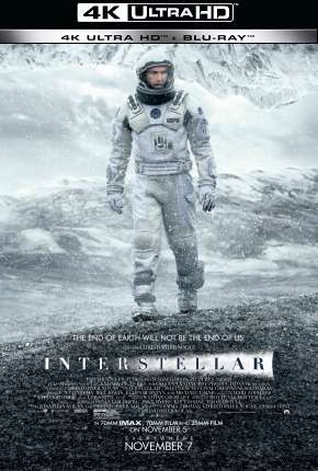 Interestelar - IMAX - 4K Torrent Download