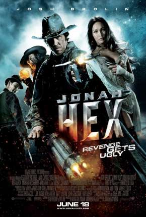 Jonah Hex - Caçador de Recompensas Torrent Download