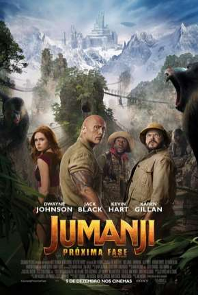 Jumanji - Próxima Fase Torrent Download