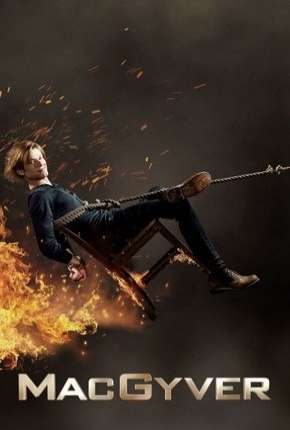 MacGyver - 4ª Temporada Legendada Torrent Download