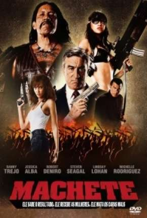 Machete BluRay HD Torrent Download
