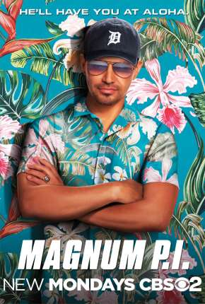 Magnum P.I. - 2ª Temporada Legendada Torrent Download