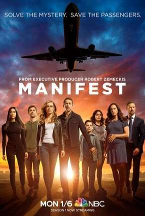 Manifest - O Mistério do Voo 828 - 2ª Temporada Legendada Torrent Download