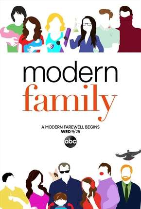 Modern Family - 11ª Temporada Legendada Torrent Download