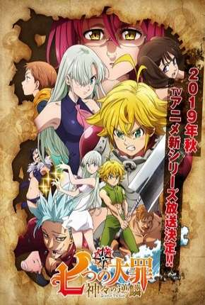 Nanatsu no Taizai - Kamigami no Gekirin - 3ª Temporada Legendada Download