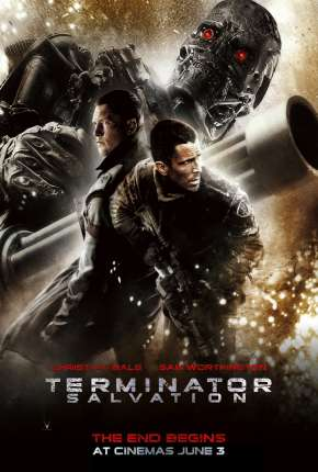 O Exterminador do Futuro - A Salvação - IMAX OPEN MATTE - Versão do Cinema Torrent Download
