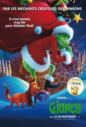 O Grinch - The Grinch BluRay Torrent Download