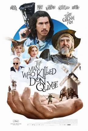 O Homem Que Matou Dom Quixote Torrent Download