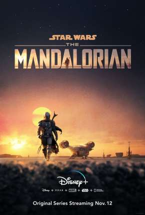 The Mandalorian - O Mandaloriano - Star Wars 1ª Temporada Torrent Download