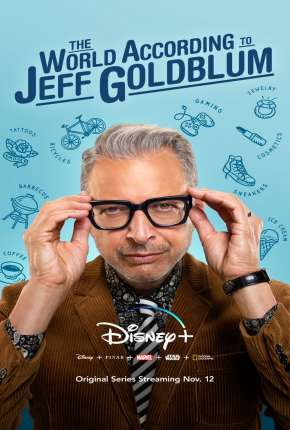 O Mundo Segundo Jeff Goldblum - 1ª Temporada Torrent Download