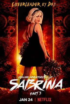 O Mundo Sombrio de Sabrina - 3ª Temporada Torrent Download