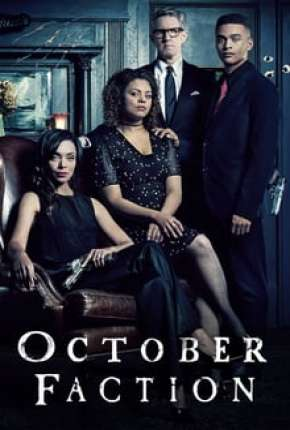 October Faction -  1ª Temporada Completa Torrent Download