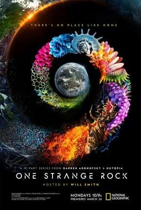 One Strange Rock - Completa - 1ª Temporada Torrent Download
