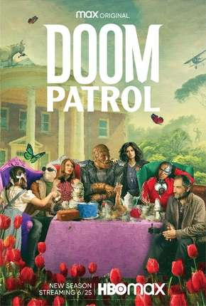 Patrulha do Destino - Doom Patrol 2ª Temporada Legendada Torrent Download